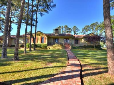 Bastrop County Single Family Home Pending - Taking Backups: 546 McAllister Rd