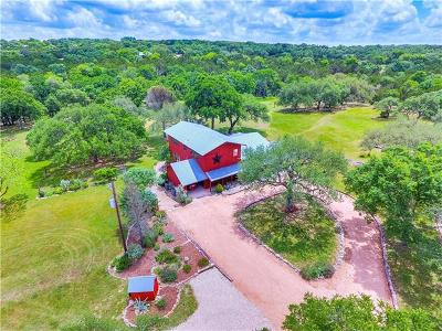 Wimberley Single Family Home Pending - Taking Backups: 262 Stepping Stone Xing