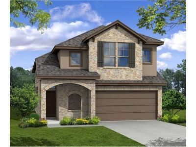 Cedar Park Condo/Townhouse For Sale: 3240 E Whitestone Blvd #45