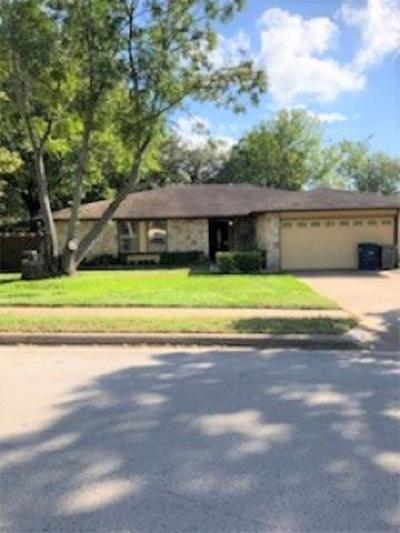 Austin TX Single Family Home For Sale: $349,999