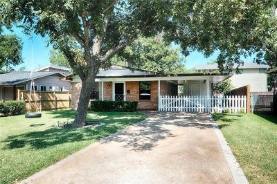 Austin Single Family Home For Sale: 7810 Tisdale Dr
