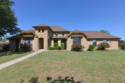 Liberty Hill Single Family Home For Sale: 102 Buffalo Trl