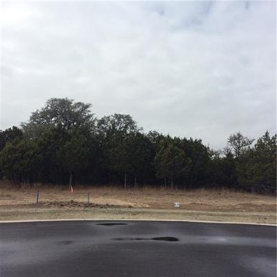 Williamson County Residential Lots & Land For Sale: Joya Drive Dr