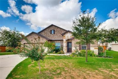 Pflugerville Single Family Home For Sale: 2712 Standing Juniper Ct