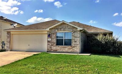 Hutto Rental For Rent: 316 Brown St