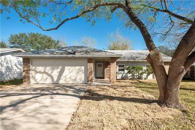 Travis County Single Family Home For Sale: 2612 Carlow Dr