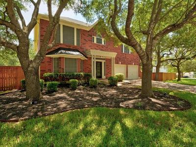 Austin Single Family Home For Sale: 5205 Eagle Trace Trl