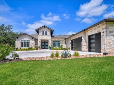 Austin Single Family Home For Sale: 2604 Arion Cir