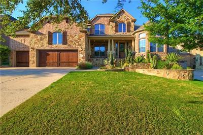Travis County Single Family Home Pending - Taking Backups: 17213 Rush Pea Cir