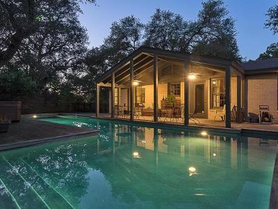 Austin Single Family Home For Sale: 4603 Horseshoe Bnd