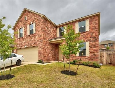 Austin Single Family Home For Sale: 7504 Peccary Dr