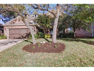 Travis County Single Family Home For Sale: 7444 Brecourt Manor Way