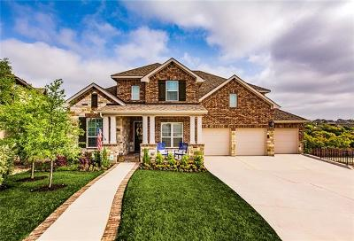 Spicewood Single Family Home Pending - Taking Backups: 22405 Chipotle Pass