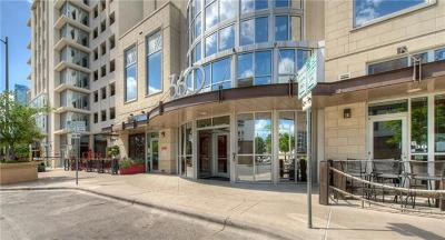 Condo/Townhouse Pending - Taking Backups: 360 Nueces St #1101