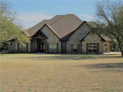 Salado Single Family Home For Sale: 1257 Western Trl