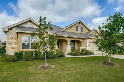 Cedar Park Single Family Home For Sale: 1907 Pradera Path