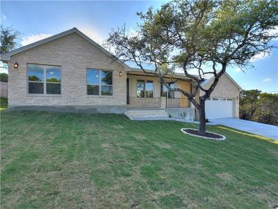 Lago Vista Single Family Home For Sale: 8008 Flintlock Cir