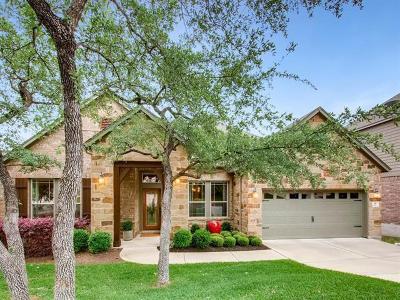 Travis County, Williamson County Single Family Home For Sale: 9550 Savannah Ridge Dr #16