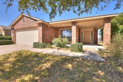 Hutto Single Family Home For Sale: 324 Altamont St