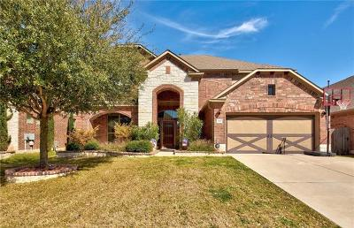 Buda Single Family Home For Sale: 580 Clear Springs Holw