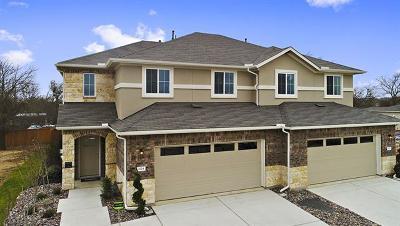 Georgetown Condo/Townhouse For Sale: 1145 La Conterra Blvd