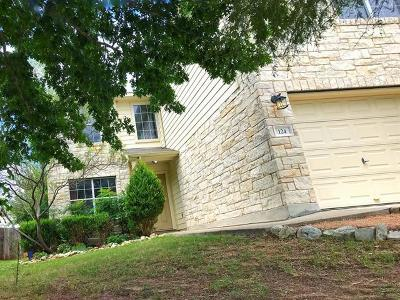 Liberty Hill Single Family Home For Sale: 124 Granite Path