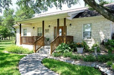 Burnet County Single Family Home For Sale: 504 County Road 304