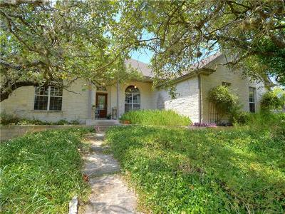Hays County, Travis County, Williamson County Single Family Home Pending - Taking Backups: 9002 Rock Way Dr
