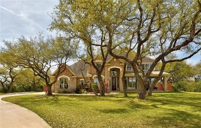 Hays County Single Family Home For Sale: 815 Elliott Ranch Rd