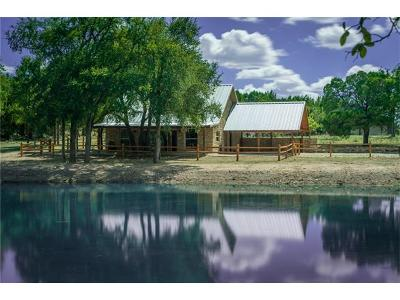 Lampasas Farm For Sale: 20442 N Us Highway 281