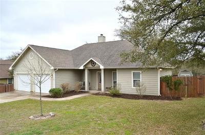 Austin Single Family Home Pending - Taking Backups: 8011 Scenic Brook Dr