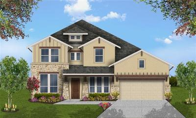 Round Rock Single Family Home For Sale: 3328 Vasquez Pl