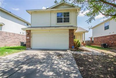 Pflugerville Single Family Home Pending - Taking Backups: 1320 Peppermint Trl