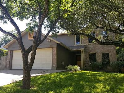Austin Single Family Home For Sale: 1609 Cattle Trl