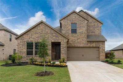 Leander Single Family Home For Sale: 532 Mistflower Springs Dr
