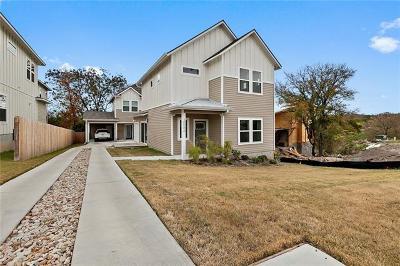 Austin Single Family Home For Sale: 5006 Baker St #A