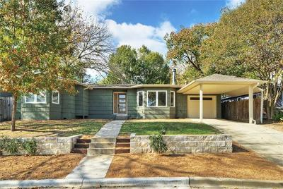 Austin Single Family Home For Sale: 4608 Oakmont Blvd