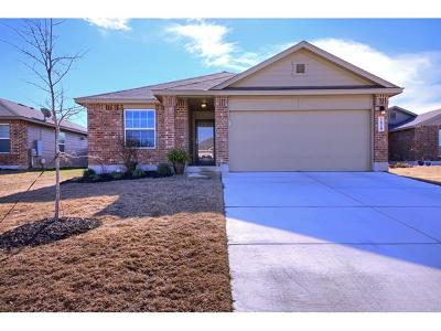 Lockhart Single Family Home Active Contingent: 1620 Shenandoah Trl