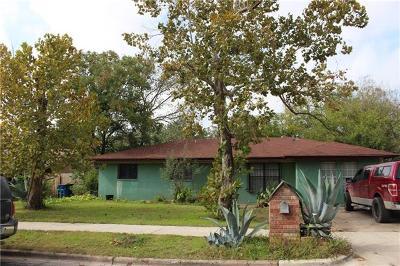 Austin TX Single Family Home Pending - Taking Backups: $279,900