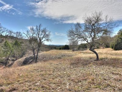 Burnet County Residential Lots & Land For Sale: Lot 160A Sierra Dr