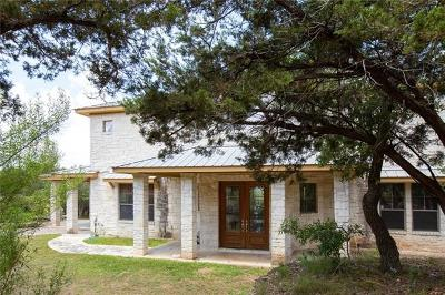Wimberley Single Family Home For Sale: 587 Wimberley Ranch Dr