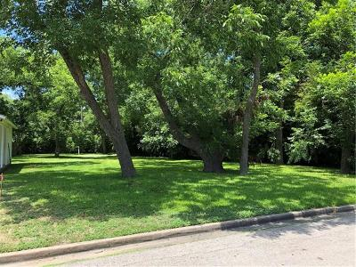 Taylor Residential Lots & Land For Sale: 1417 Thompson St