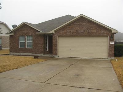 Hutto Single Family Home Pending - Taking Backups: 103 Castle Dr