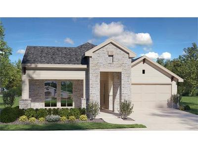 Georgetown Single Family Home For Sale: 613 Cortona Ln