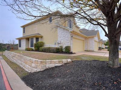 Round Rock Condo/Townhouse Pending - Taking Backups: 3300 Forest Creek Dr #14