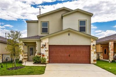 Round Rock Single Family Home For Sale: 2800 Joe Dimaggio Blvd #13
