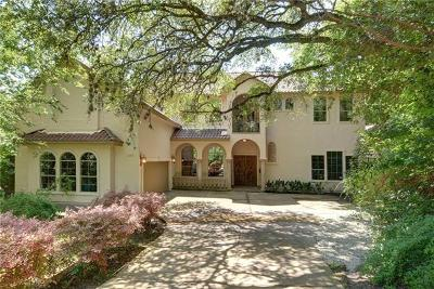 Single Family Home For Sale: 4407 Balcones Dr