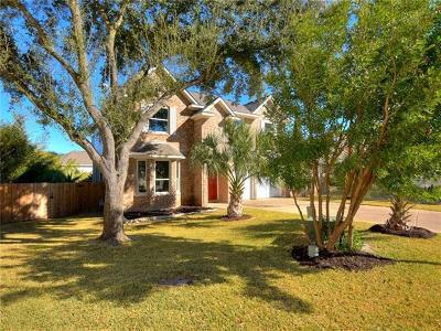 Pflugerville TX Single Family Home Pending: $309,500