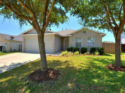 Kyle Single Family Home For Sale: 233 Donatello