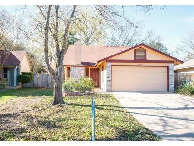 Single Family Home For Sale: 10800 Arikara River Dr